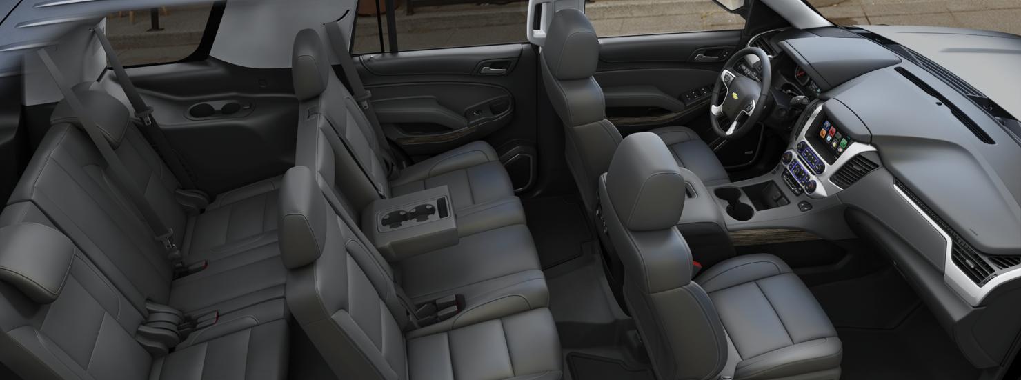 2016 Chevrolet Suburban Interior